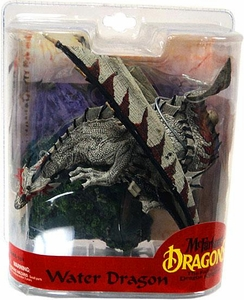 McFarlane Toys Dragons Series 7 Action Figure Water Dragon Clan