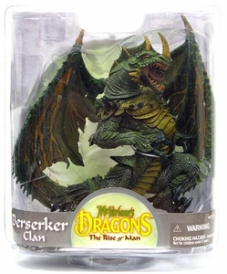 McFarlane Toys Dragons Series 8 Action Figure Berserker Dragon