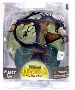 McFarlane Toys Dragons Series 8 Action Figure Water Dragon BLOWOUT SALE!
