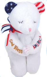 Ty Beanie Baby American Blessing the Bear