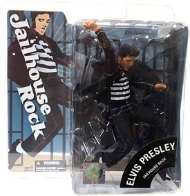 McFarlane Toys Action Figure Elvis Presley #5 Jailhouse Rock