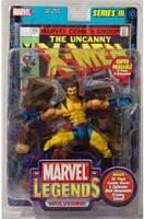 Marvel Legends Series 3 Action Figure Unmasked Wolverine Variant