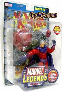 Marvel Legends Series 3 Action Figure Magneto