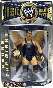 WWE Jakks Pacific Wrestling Classic Superstars Series 1 Action Figure Andre the Giant