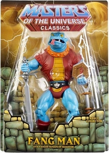 He-Man Masters of the Universe Classics Exclusive Action Figure Fang Man