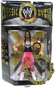 WWE Jakks Pacific Wrestling Classic Superstars Series 1 Action Figure Bret