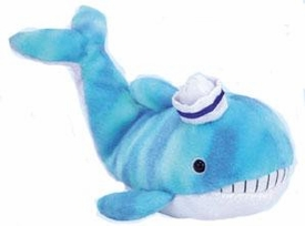 Ty Beanie Baby Captain the Whale