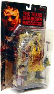 McFarlane Toys Movie Maniacs Series 4 Action Figure The Texas Chainsaw Massacre Leatherface