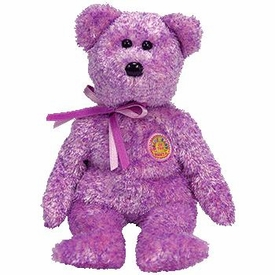 Ty May 2006 Beanie Baby of the Month Dabbles the Bear