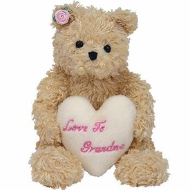 Ty Beanie Baby Hallmark Exclusive Dear Heart the Bear