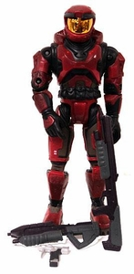 Halo Series 2 LOOSE Action Figure Red Spartan
