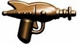 "BrickArms 2.5"" Scale BRONZE Single Weapons, Helmets & Accessories"