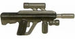 "BrickArms 2.5"" Scale TRANS SMOKE  Single Weapons, Helmets & Accessories"