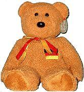 Ty Beanie BUDDY Germania the German Bear