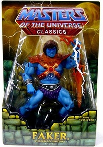 He-Man Masters of the Universe Classics 2009 NYCC New York Comic-Con Exclusive Action Figure Faker