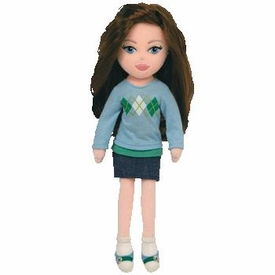 Ty Girlz Plush Doll Beautiful Brianna