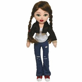 Ty Girlz Plush Doll Cutie Cathy