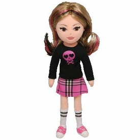 Ty Girlz Plush Doll Hip Hannah
