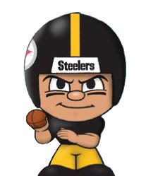 TeenyMates NFL Quarterbacks Series 1 Pittsburgh Steelers