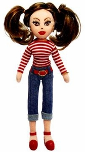 Ty Girlz Plush Doll Jammin' Jenna