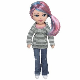Ty Girlz Plush Doll Lovable Lily