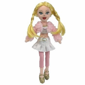 Ty Girlz Plush Doll Lovely Lola