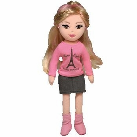 Ty Girlz Plush Doll Oo-La Olivia