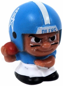 TeenyMates NFL Quarterbacks Series 1 VERY RARE Houston Oilers Throwback
