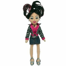 Ty Girlz Plush Doll Supercool Serena