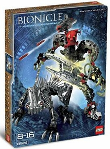LEGO Bionicle Set #8924 Maxilos & Spinax