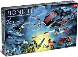 LEGO Bionicle Set #8926 Undersea Attack