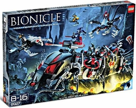 LEGO Bionicle Set #8927 Terrain Crawler