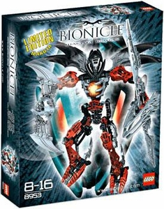 LEGO Bionicle Exclusive Set #8953 Makuta Icarax