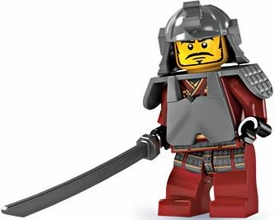 LEGO Minifigure Collection Series 3 LOOSE Mini Figure Samurai Warrior