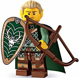LEGO Minifigure Collection Series 3 LOOSE Mini Figure Elf Archer