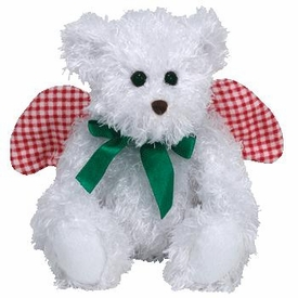 Ty Christmas Beanie Baby Joy the Bear