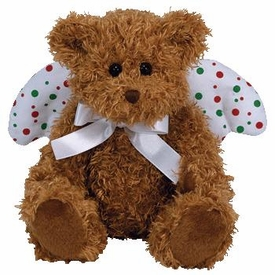 Ty Christmas Beanie Baby Joyful the Bear