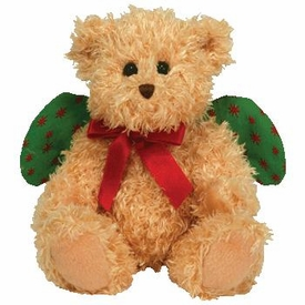 Ty Christmas Beanie Baby Joyous the Bear