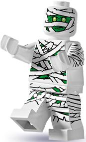 LEGO Minifigure Collection Series 3 LOOSE Mini Figure Mummy