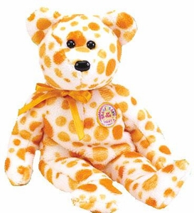 Ty July 2004 Beanie Baby of the Month Alani the Bear