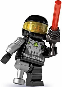 LEGO Minifigure Collection Series 3 LOOSE Mini Figure Cyborg
