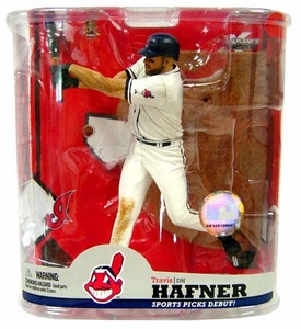 McFarlane Toys MLB Sports Picks Series 22 Action Figure Travis Hafner (Cleveland Indians)