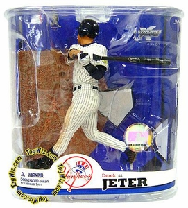 McFarlane Toys MLB Sports Picks Series 22 Action Figure Derek Jeter (New York Yankees) Dirty Pants