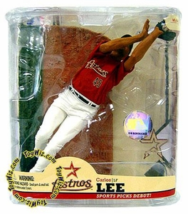 McFarlane Toys MLB Sports Picks Series 22 Action Figure Carlos Lee (Houston Astros)