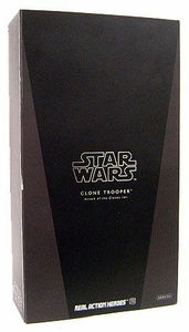 Star Wars Medicom Real Action Heroes 12 Inch Deluxe Collectible Figure Clone Trooper [Episode 2]
