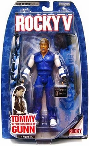 Jakks Pacific Best of Rocky Series 2 Action Figure Tommy Gunn [Street Fight Gear from Rocky V]