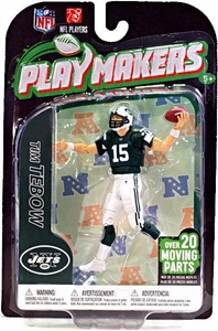 McFarlane Toys NFL Playmakers Series 3 Action Figure Tim Tebow (New York Jets)