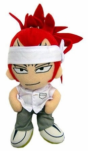 Bleach 7 Inch Series 3 Plush Renji [White Shirt]