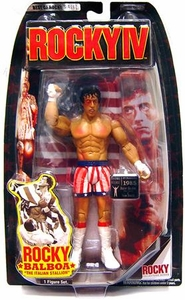 Jakks Pacific Best of Rocky Series 2 Action Figure Rocky Balboa [Post Fight from Rocky IV]