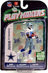 McFarlane Toys NFL Playmakers Series 3 Action Figure DeMarcus Ware (Dallas Cowboys)